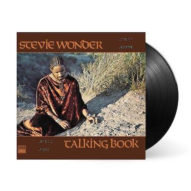 """Stevie Wonder """"Talking Book"""" LP (Vinyl)"""