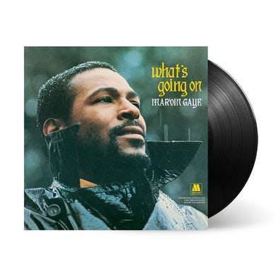 """Marvin Gaye """"What's Going On"""" 10"""""""