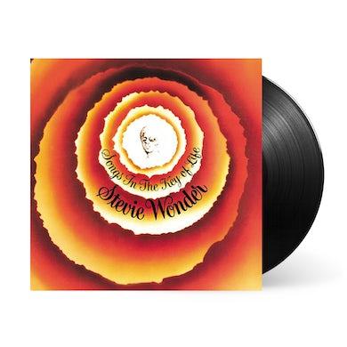 """Stevie Wonder """"Songs in the Key of Life"""" LP (Vinyl)"""