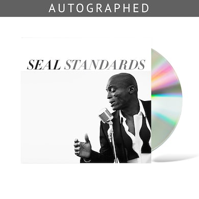 Seal Standards Autographed CD