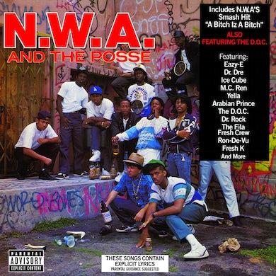 N.W.A. NWA 'NWA & The Possee'