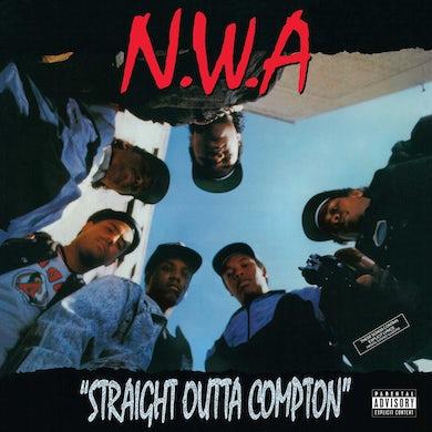 N.W.A. NWA 'Straight Outta Compton'