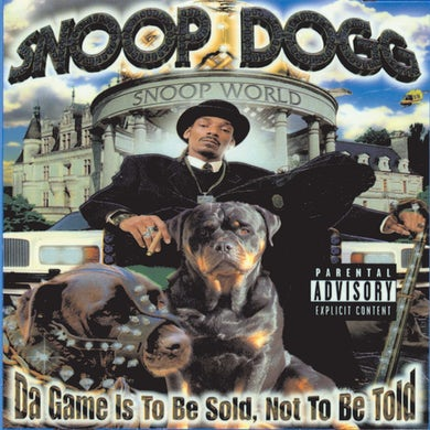 Snoop Dogg 'Da Game Is to Be Sold, Not Told'