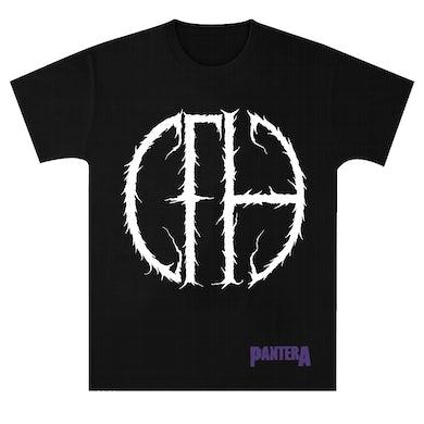 Pantera CFH Thorns Logo T-Shirt