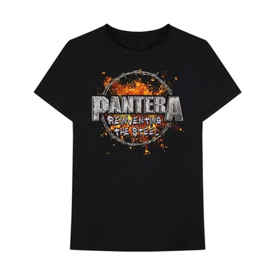 Pantera Reinventing The Steel: 20th Anniversary T-Shirt