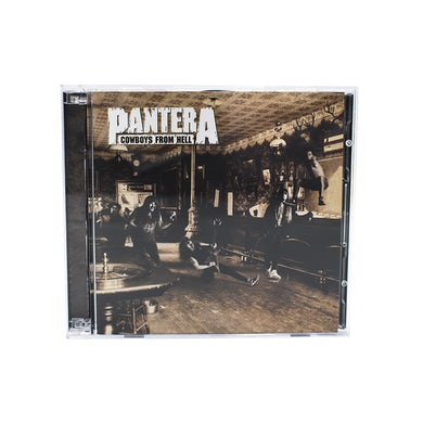 Pantera Cowboys From Hell - 20th Anniversary Expanded CD