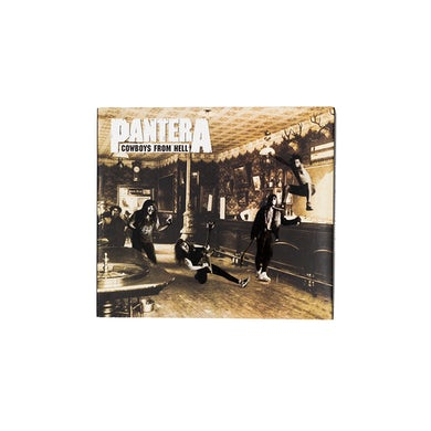 Pantera Cowboys From Hell - 20th Anniversary Deluxe CD