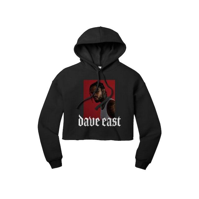 Dave East Crop Hoodie
