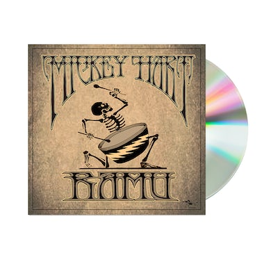 Mickey Hart RAMU - CD + Digital Album