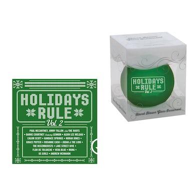 Holidays Rule Digital Album + Ornament