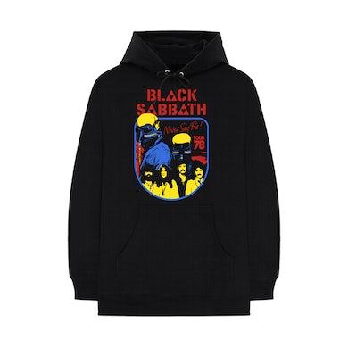 Black Sabbath Never Say Die Hoodie