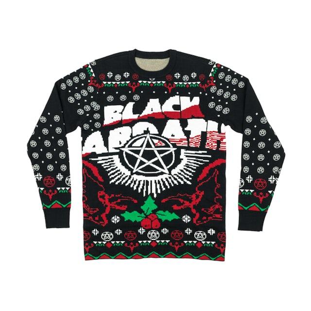 Black Sabbath Knit Sweater