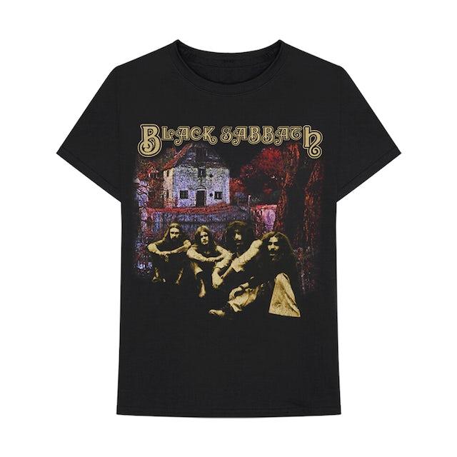 Black Sabbath Self-Titled Debut Album T-Shirt