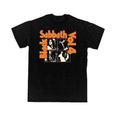 Black Sabbath Vol. 4 T-Shirt