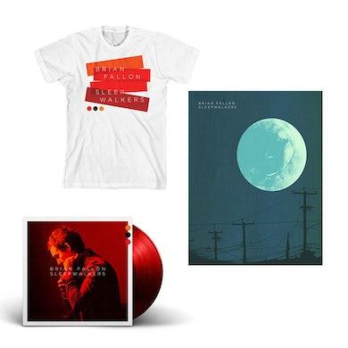 Brian Fallon Deluxe Vinyl Bundle (Signed)