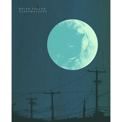 Brian Fallon Signed Poster