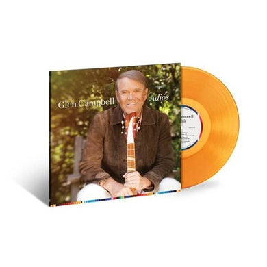 Glen Campbell Adiós (Limited Edition Gold 180g LP) (Vinyl)