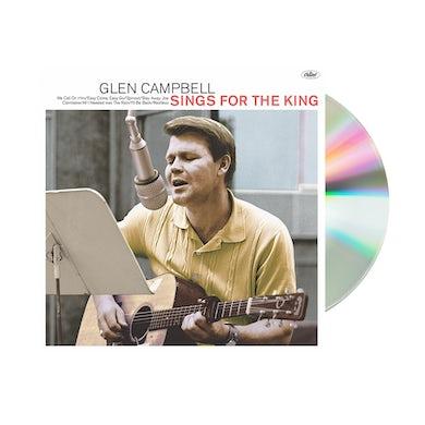 Glen Campbell Glen Sings For The King CD