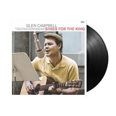 Glen Campbell Glen Sings For The King LP (Vinyl)