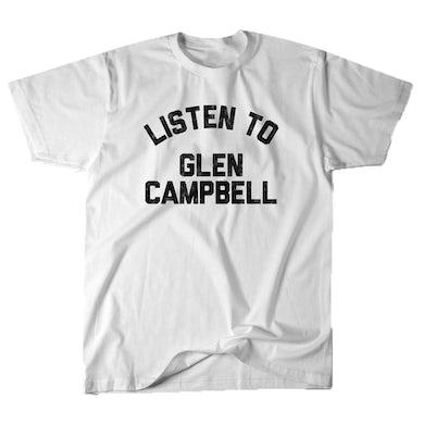 Glen Campbell Listen Tee