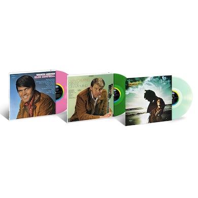 Glen Campbell Classic Album Color Vinyl Bundle