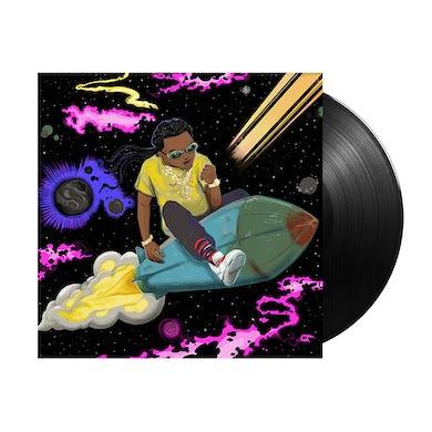 Takeoff THE LAST ROCKET LP (Vinyl)