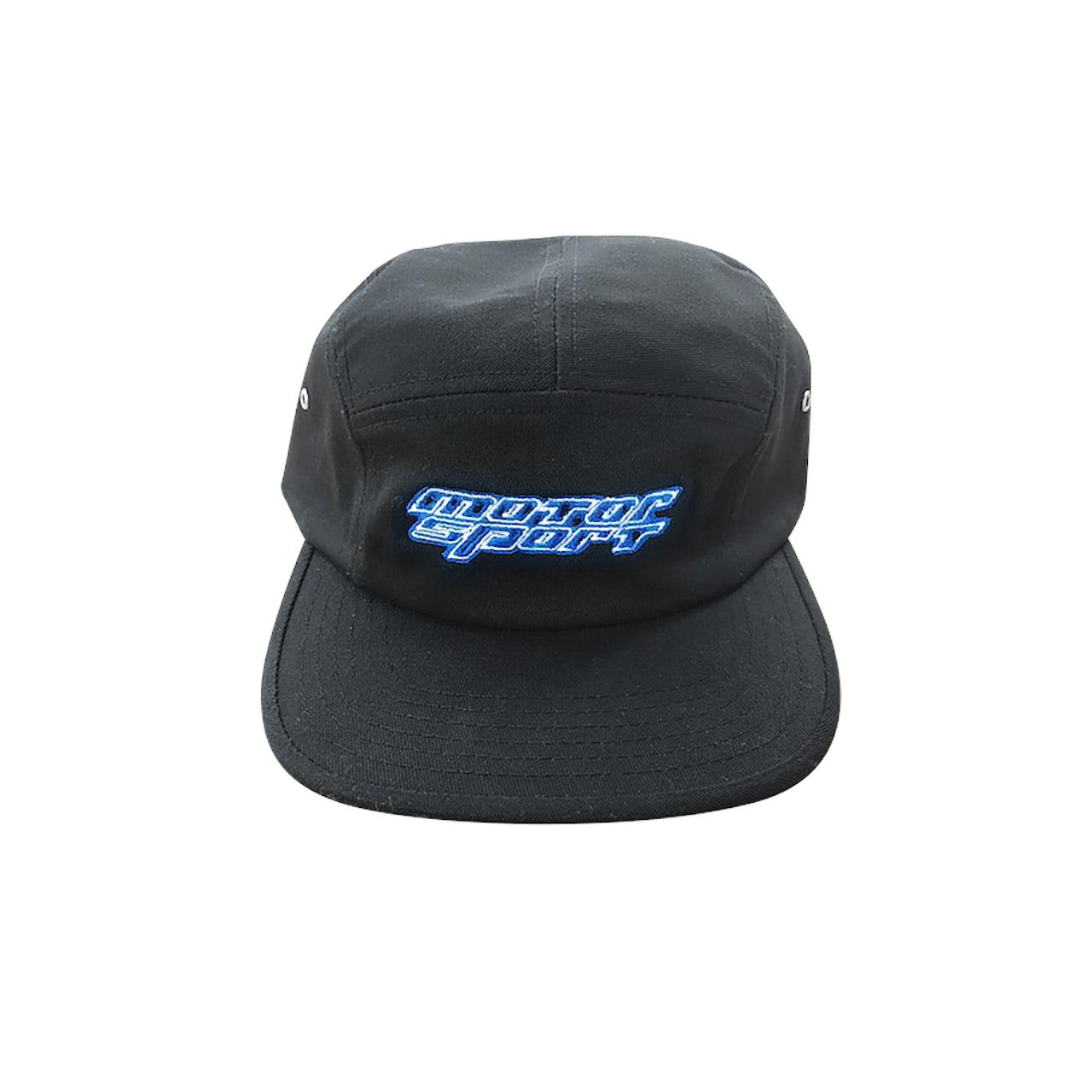Migos Ice Blue Motorsport Logo Hat