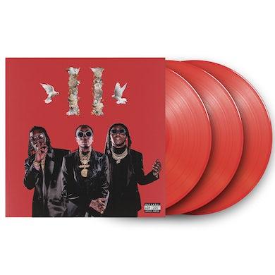 Migos CULTURE II - 3 LP Vinyl