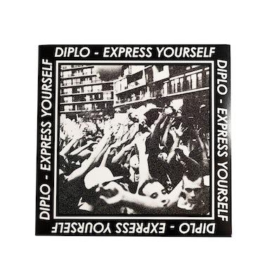 Diplo Express Yourself 2LP (Vinyl)