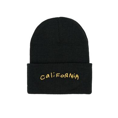 Diplo California Black Beanie