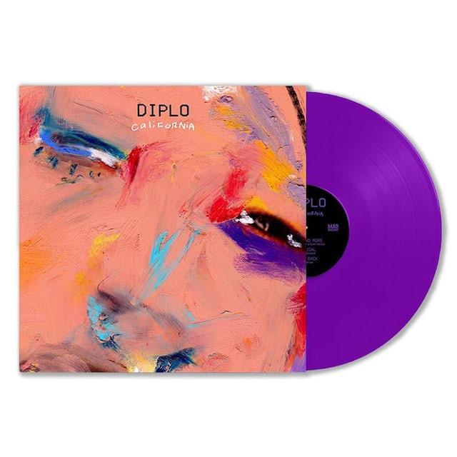 Diplo California Vinyl