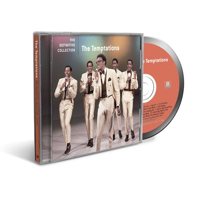 The Temptations The Definitive Collection CD