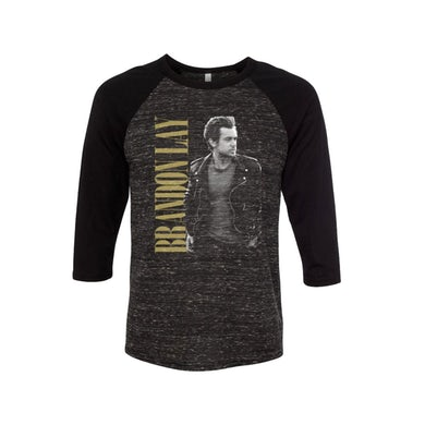 Brandon Lay Baseball Long Sleeve Tee