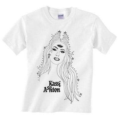 Kassi Ashton Portrait T-Shirt