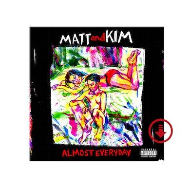 "Matt & Kim ""ALMOST EVERYDAY"" Digital"