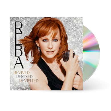 Reba Mcentire Revived Remixed Revisited (3CD Set)