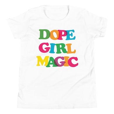 Dope Girl Magic Youth T-Shirt