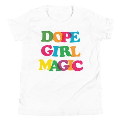 Tank and the Bangas Dope Girl Magic Youth T-Shirt