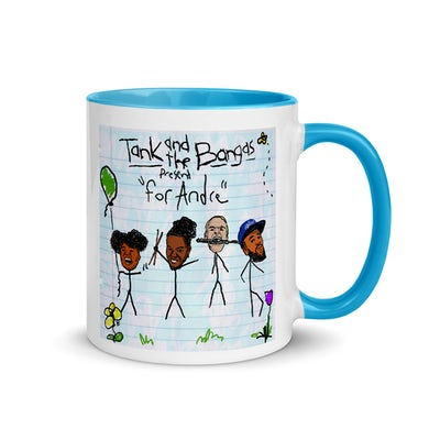 Tank and the Bangas FOR ANDRE MUG