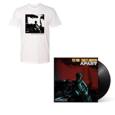 "Pete Yorn ""APART"" EP + Digital Album + T-Shirt"