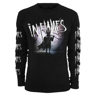 In Flames I, The Mask Long Sleeve