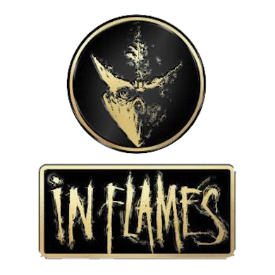 In Flames I, The Mask Pin Set