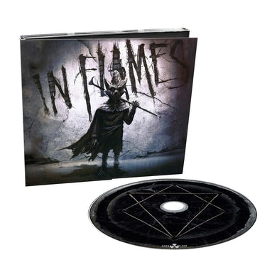 In Flames I, The Mask CD