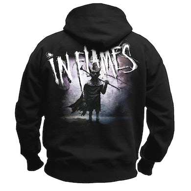 In Flames The Mask Hoodie