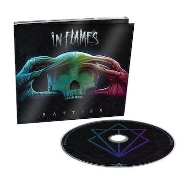 In Flames Battles CD