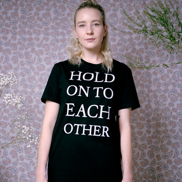 Florence and The Machine Black Hold On Tee + Digital Album