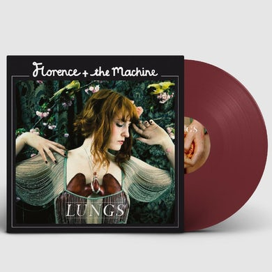 Florence and The Machine LUNGS COLOURED VINYL