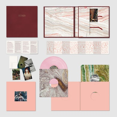 Florence and The Machine LUNGS 10TH ANNIVERSARY BOX SET (LIMITED EDITION)