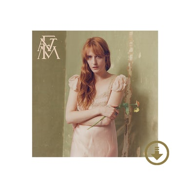Florence and The Machine High As Hope Digital Album