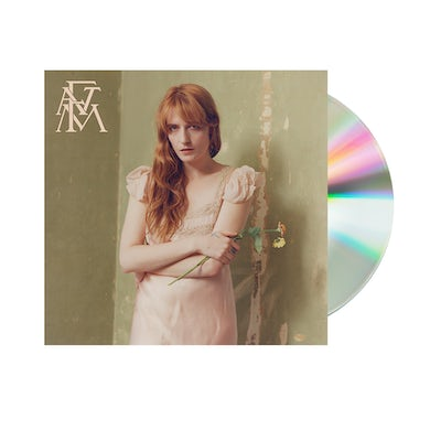 Florence and The Machine High As Hope CD (Explicit)